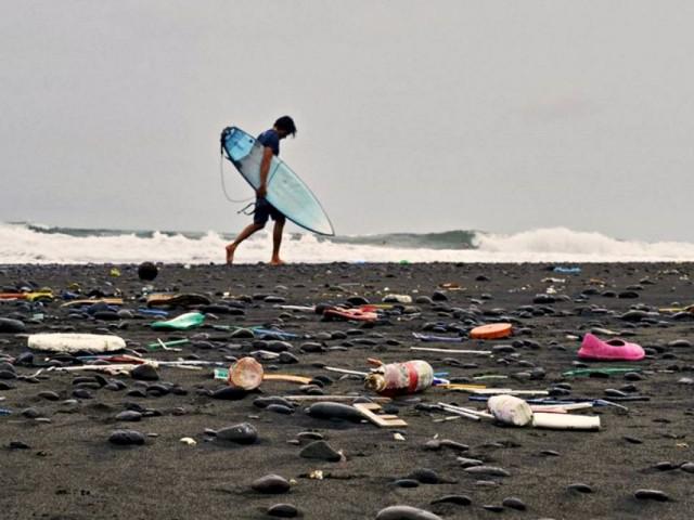 ONU presenta acuerdo provisional para detener la contaminación marina
