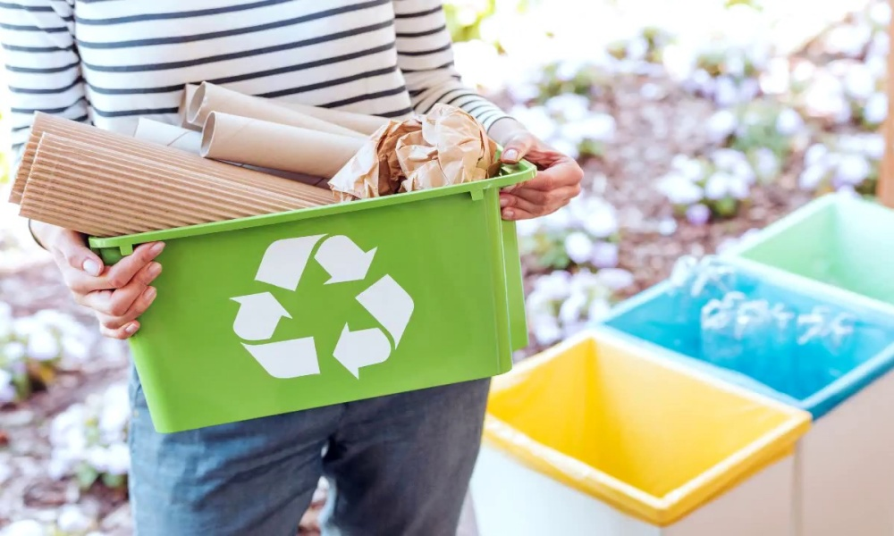 Jose Simon Elarba Henry Camino Cuidado medioambiente en casa