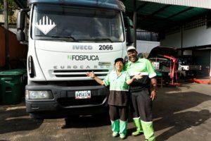 Jose Simon Elarba Haddad Trabajadores de Fospuca
