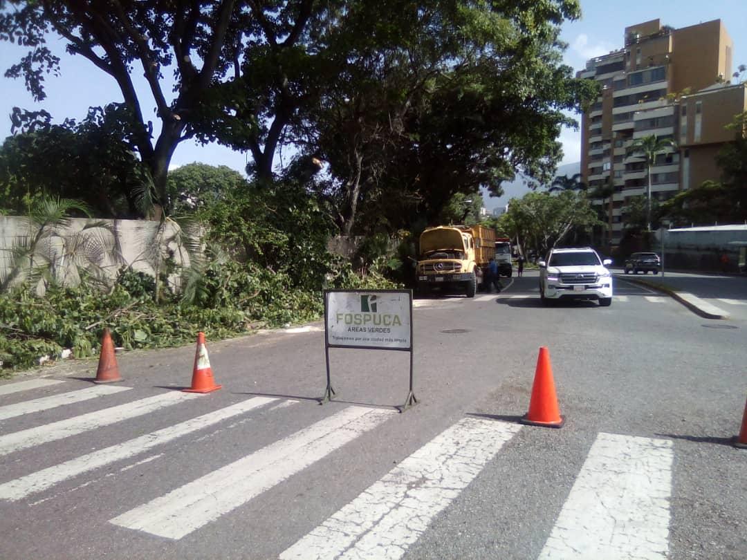 José Simón Elarba- Fospuca realiza otra semana de intensas Jornadas de Limpieza en Caracas y Margarita