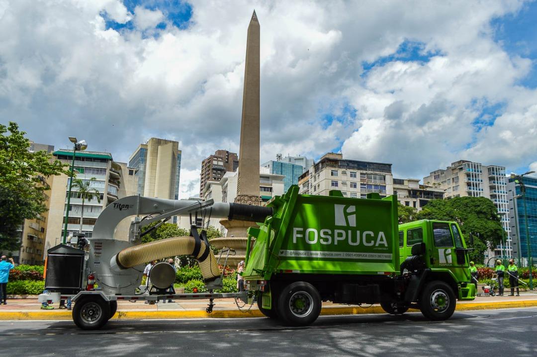 José Simón Elarba Haddad- Fospuca moderniza el servicio de limpieza en Chacao-1