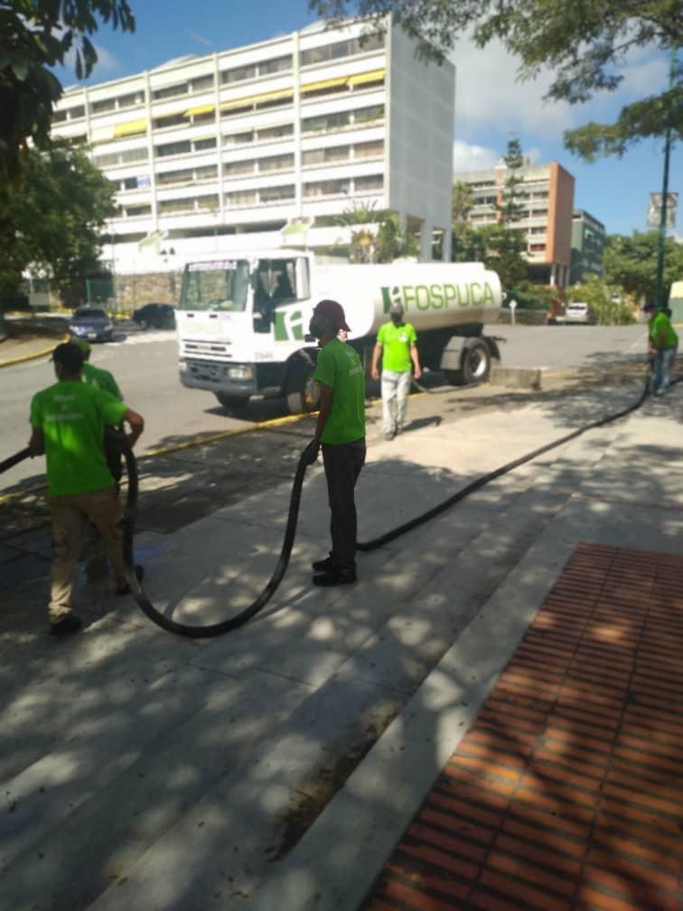 José Simón Elarba Haddad- Otra semana de intensas jornadas de limpieza en Caracas y Pampatar