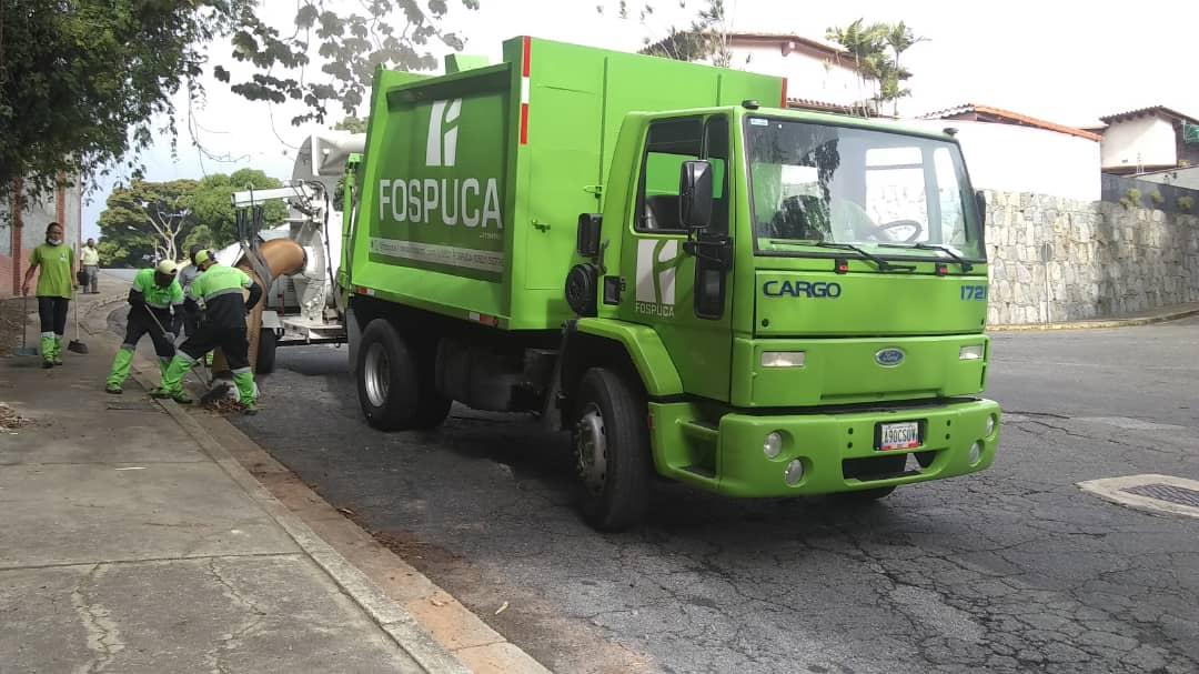José Simón Elarba- Fospuca arranca el 2021 con múltiples operativos de limpieza